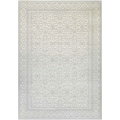 Elise Pearl Area Rug Rug Size: Runner 22 x 710