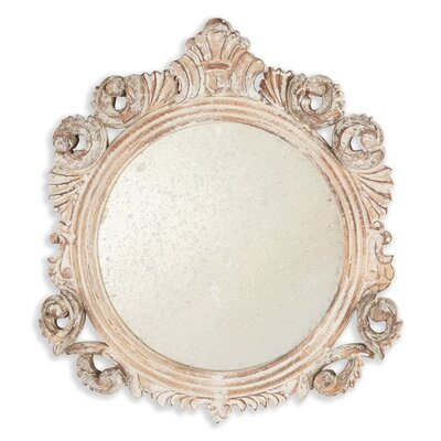 Chateaux Carved Mirror