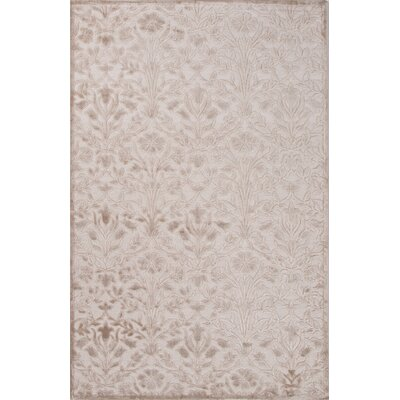 Parkinson Ivory/Taupe Area Rug Rug Size: 5' x 7'6
