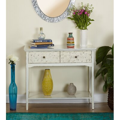 Peebles Console Table
