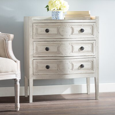 Oyler 3 Drawer Dresser