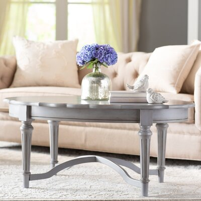 Pendelton Coffee Table Color: Gray