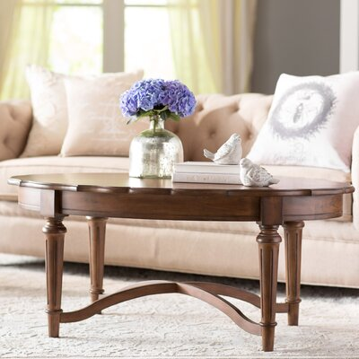 Pendelton Coffee Table Color: Brown