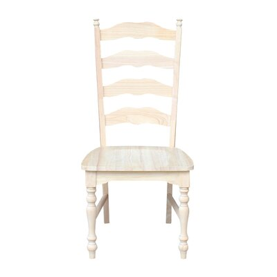 Emilien Solid Wood Dining Chair