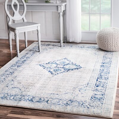 Giverny Area Rug Rug Size: Rectangle 5 x 75
