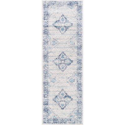 Giverny Area Rug Rug Size: Runner 28 x 8