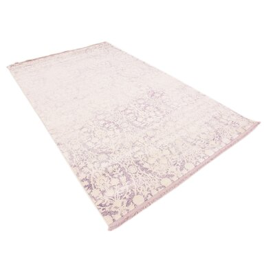 Patenaude Purple Area Rug Rug Size: Rectangle 10 x 13