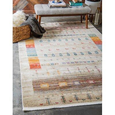 Rolling Hills Estates Rustic Gray Area Rug Rug Size: Rectangle 55 x 8