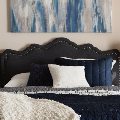 Upholstered Panel Headboard Sevan Product Picture 667