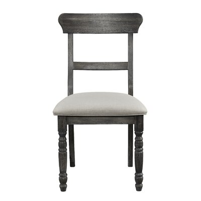 Erondelle Ladderback Side Chair