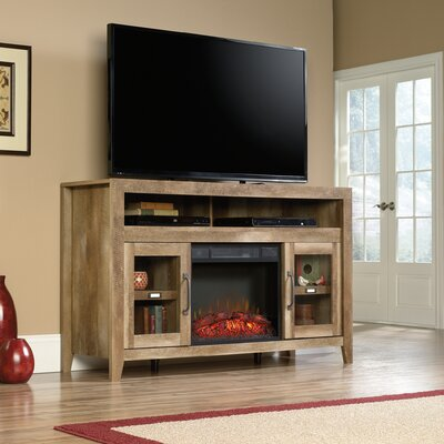 Cyril 59 TV Stand with Electric Fireplace