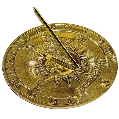 Nautical Sundial ROM2314