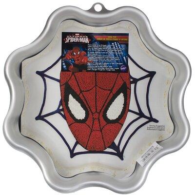 Spider Man Novelty Cake Pan W2105CP-5072