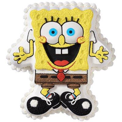 Sponge Bob Novelty Cake Pan W2105CP-5135