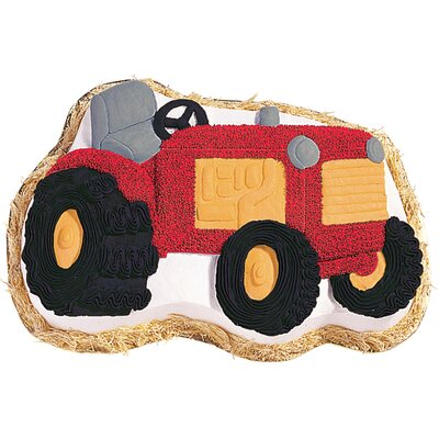 Tractor Novelty Cake Pan W2105CP-2063
