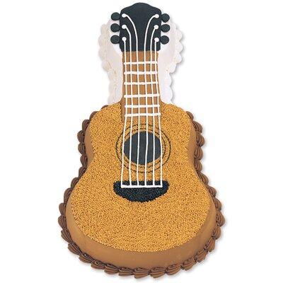 Guitar Novelty Cake Pan W2105CP-570