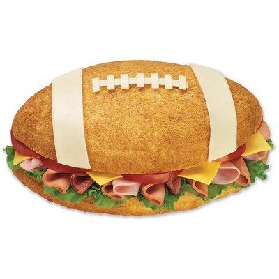 Football Novelty Cake Pan W2105CP-6504