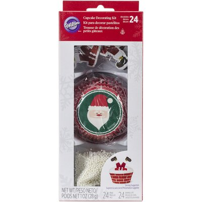Cupcake Decorating Kit W50934