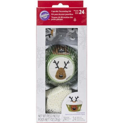 Cupcake Decorating Kit W50933