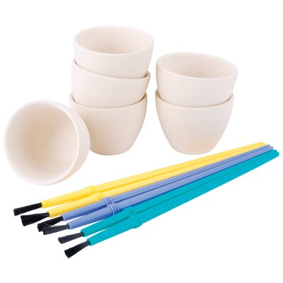 12 Piece Candy Melting Cup and Bowl Set W1904-1067
