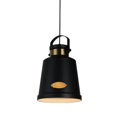 Biella 1-Light LED Mini Pendant