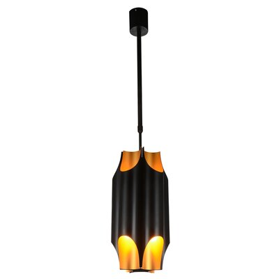 Savona 5-Light LED Geometric Pendant