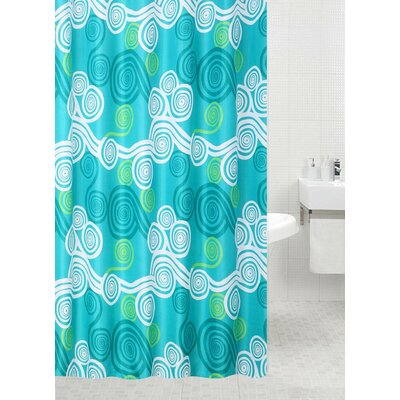 Juliet Polyester Shower Curtain