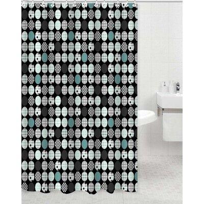 Elton Polyester Shower Curtain