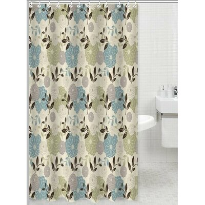 Glory Polyester Shower Curtain