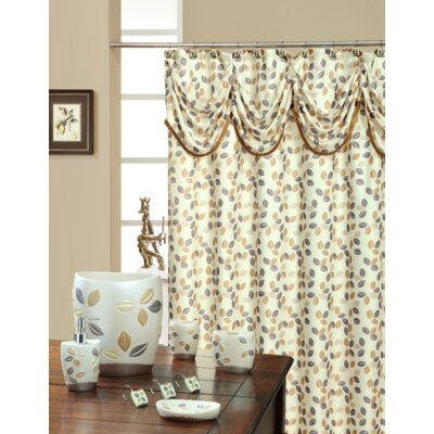 Sabrina Decorative Shower Curtain