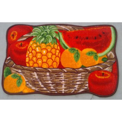Juicy Fruits Kitchen Mat