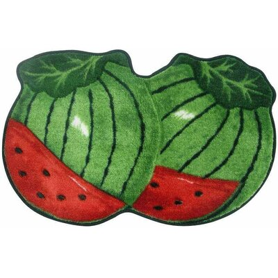 Watermelon Kitchen Mat