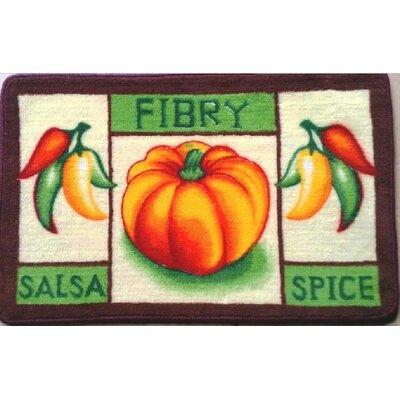 Fibry Kitchen Mat