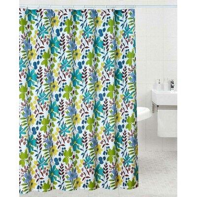 Yolanda Polyester Shower Curtain