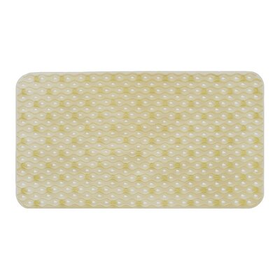 Hotel Bath Tub Mat Color: Beige