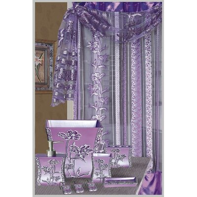 Denis Decorative Shower Curtain