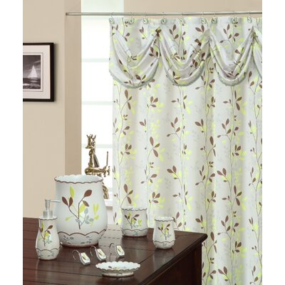 Paradise Decorative Shower Curtain