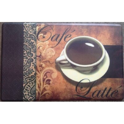 Cafe Direct Printing Kitchen Mat