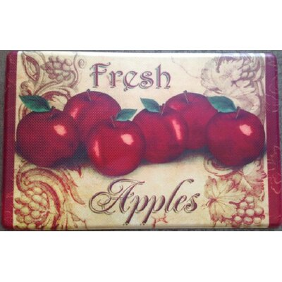 Apples Direct Printing Kitchen Mat