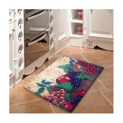 Fruit Direct Printing Kitchen Mat