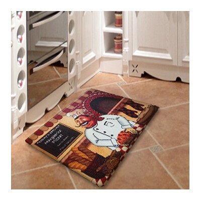 Chef Direct Printing Anti-Fatigue Kitchen Mat