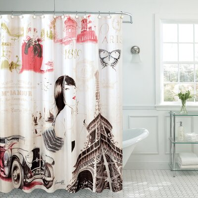 Fancy Madelynn Shower Curtain