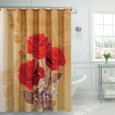Fancy Caroline Shower Curtain