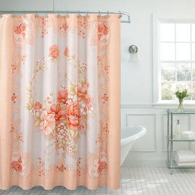 Fancy Rosemary Shower Curtain