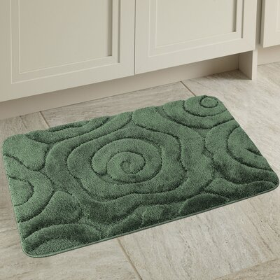 Prestige Spa Bath Rug Color: Sage