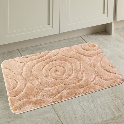 Prestige Spa Bath Rug Color: Beige