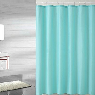 Andrade Shower Liner Color: Aqua