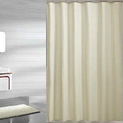 Andrade Shower Liner Color: Ivory