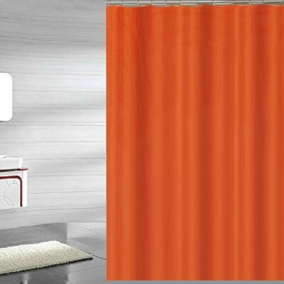Andrade Shower Liner Color: Orange