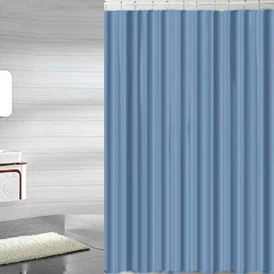 Andrade Shower Liner Color: Blue